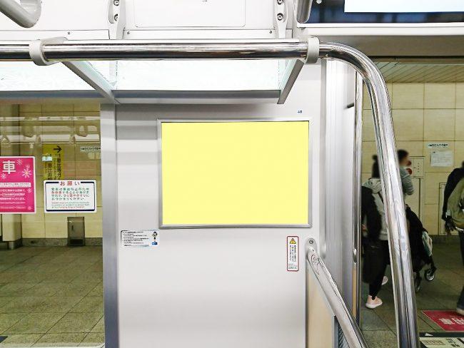 【電車広告】東京メトロ ツイン☆スター[ドア横ポスター] 7日間