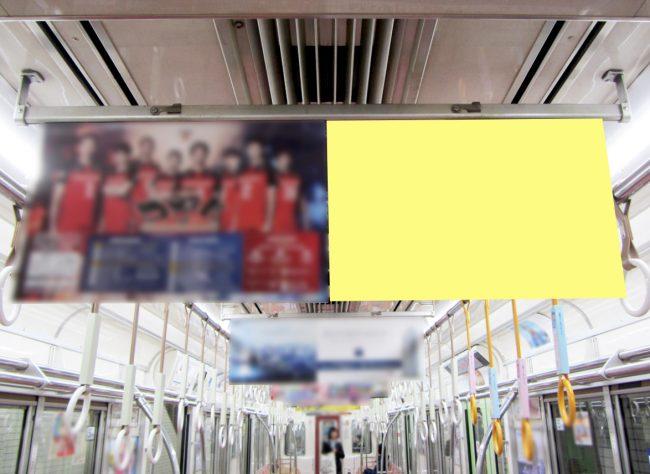 【電車広告】Osaka Metro 6路線セット 中づりポスター シングルサイズ 3日間・4日間(枠13~16,21~24)