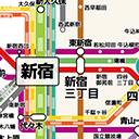 電車広告を掲出したい路線から探す首都圏の路線をほぼ網羅!